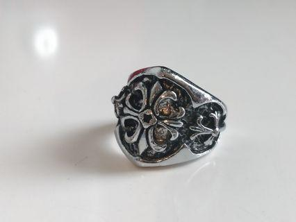 Chrome Hearts Style Ring