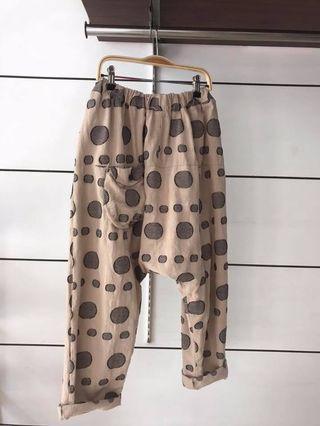 🚚 🇰🇷韓貨 立體刺繡褲