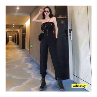 Jas C. Tube Jumpsuit