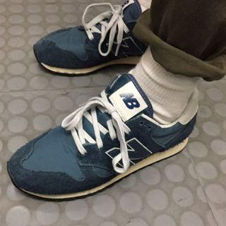 🚚 現貨 iShoes正品 New Balance 520 情侶鞋 男鞋 女鞋 麂皮 深藍 運動 休閒 U520AB D