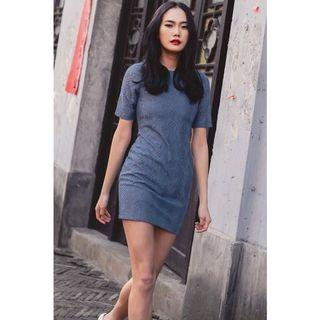 🚚 Fashmob Periwinkle Keanu Dress