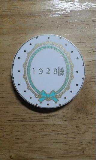 1028美白粉餅
