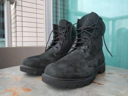 Timberland 6 inch Boot (Black)