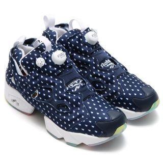 pump fury reebok rain drop v68675 not nike adidas new balance