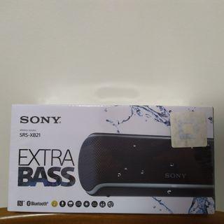🚚 sony wireless speaker srs-xb21