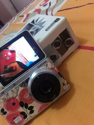 samsung nx mini mirrorless kamera