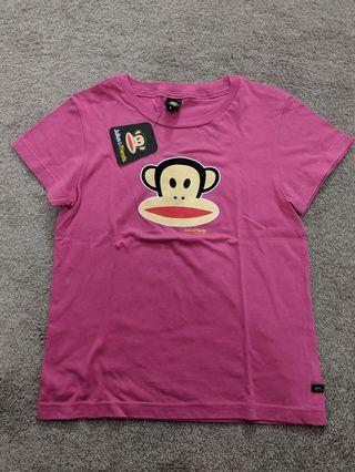 Paul Frank pink tee size S