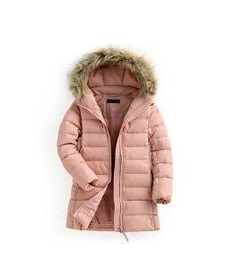 Lativ girls premium down jacket