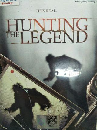 🚚 The hunting legend dvd