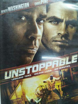 🚚 Unstoppable dvd