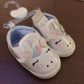 🚚 *Birthday Sale- $16 Only until 2nd June*Unicorn Baby Shoes