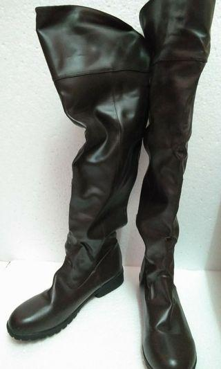 Attack on Titan Cosplay Thigh High Boots (Shingeki no Kyojin Anime)