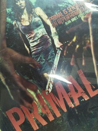 🚚 Primal dvd