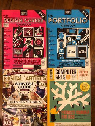 Design books/magazines