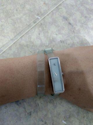 全新 ck 女裝長錶帶手錶