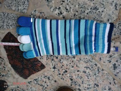 男生五趾襪