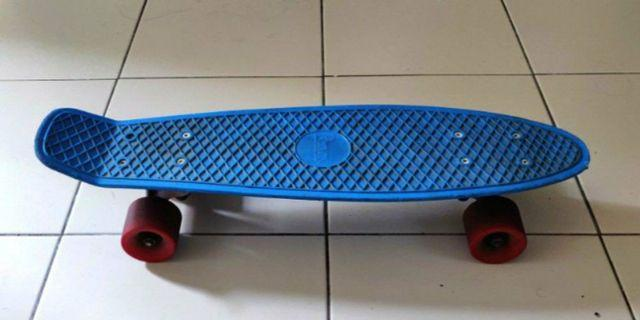 🚚 Penny board© blue (bought in Australia)