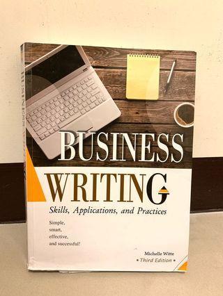🚚 Business Writing 商用英文寫作