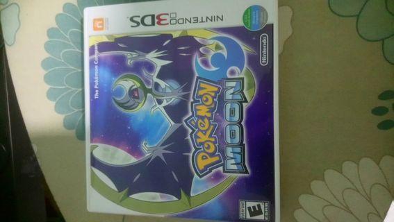 Pokemon Moon 3DS XL
