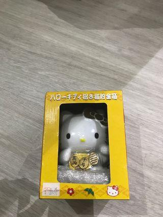 🚚 Hello Kitty lucky coin bank