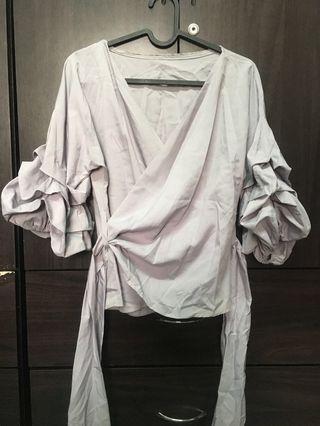 Wrap Kimono Top