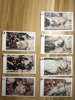 BTS Cards!!!!