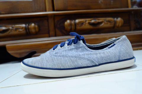 Sepatu Keds Misty Blue