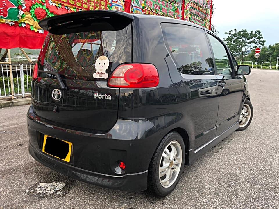 2006' Toyota Porte 1.5