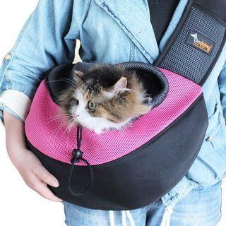 寵物外出袋 《貓狗適用》