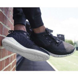🚚 現貨 iShoes正品 New Balance 男鞋 黑 白 網布 透氣 襪套式 休閒 慢跑 運動鞋 MSRMCBW D
