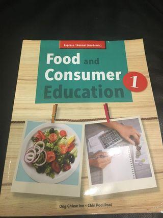 food and consumer eduction 1