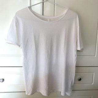 Stradivarius White Shirt