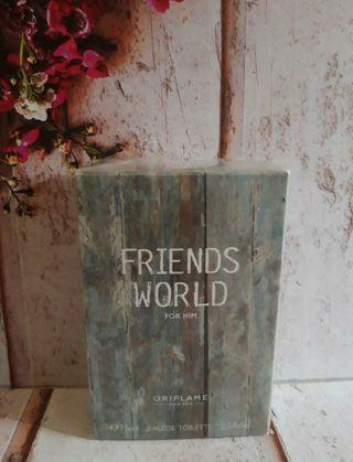 FRIENDS WORLD FOR HIM (ORIFLAME)