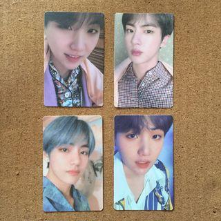 [ WTS ] BTS' Map Of The Soul : Persona Photocard [ PC ] & Postcard