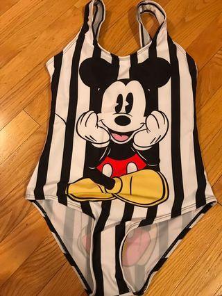 Ladies bathing  suit size medium