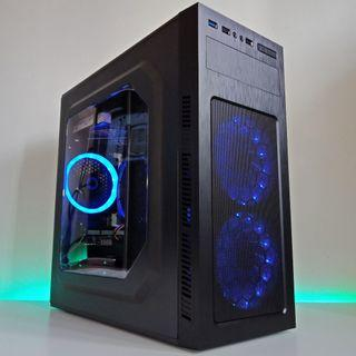[HOL SALE!] RYZEN 3 2200G WiFi VEGA 8 SSD GAMING PC
