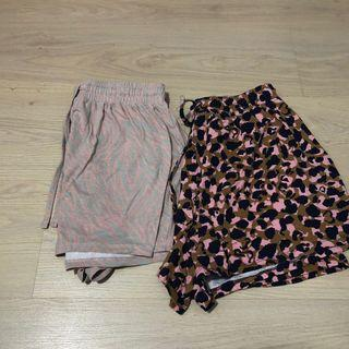 Body home shorts