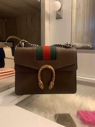 Gucci Dionysus Brown Bag