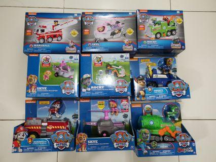Brand new in box Original Nickelodeon Paw Patrol