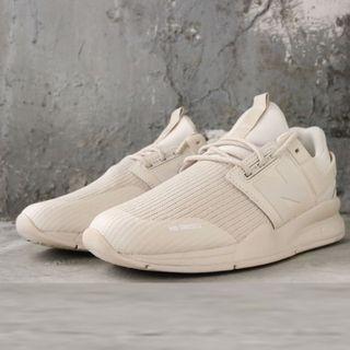 🚚 現貨 iShoes正品 New Balance 247 情侶鞋 男鞋 女鞋 米白 復古 運動鞋 MS247NDG D