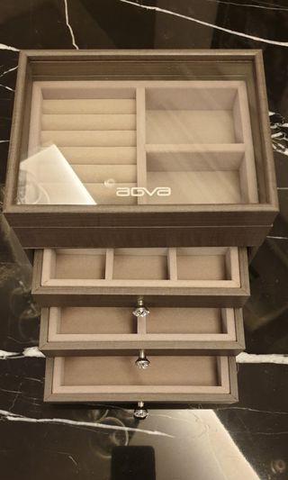 AGVA Jewellery Box