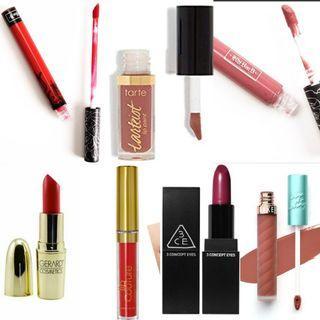 #FathersDay35 Lipsticks