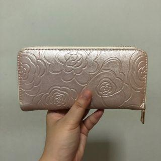 🚚 (Sales) Champagne Long Wallet