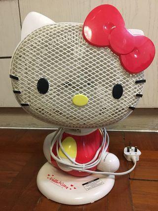 Hello Kitty 座地 電風扇