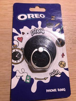 OREO 朱古力餅 Phone Ring