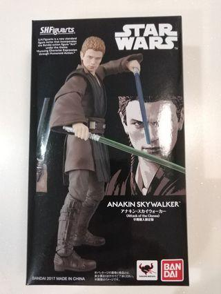 SHF Figuarts Anakin Skywalker Ep2 S.H.Figuarts