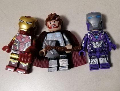 LEGO MARVEL ENDGAME COMPATIBLE