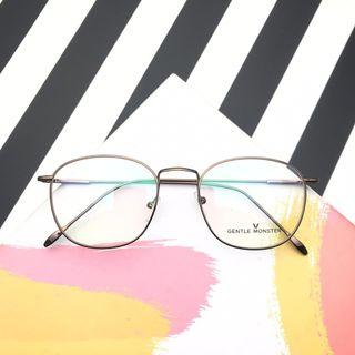 Kacamata Vintage Besi Kekinian