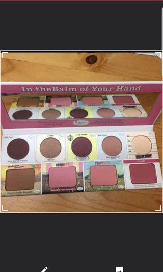 The Balm- In the Balm of your hand volume 2 眼影盤
