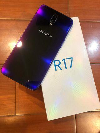 🚚 OPPO R17 128G 紫